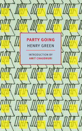 Party Going by Henry Green