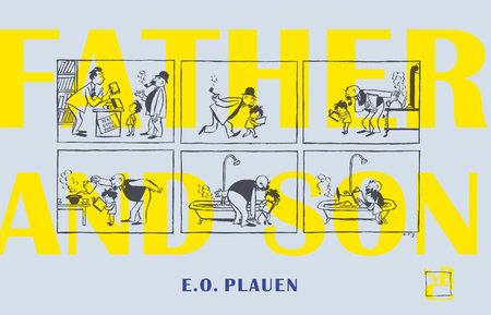 Father and Son by E. O. Plauen