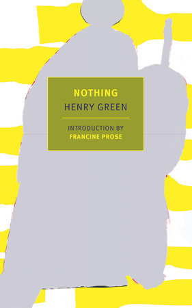 Nothing by Henry Green