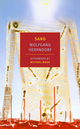Sand by Wolfgang Herrndorf