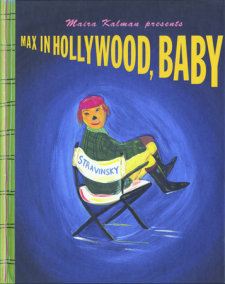 Max in Hollywood, Baby