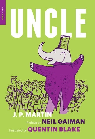 Uncle by J.P. Martin