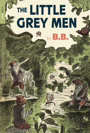 The Little Grey Men by BB