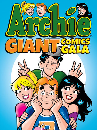 Archie Giant Comics Gala by Archie Superstars