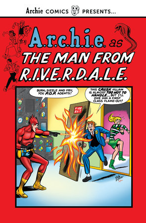 The Man from R.I.V.E.R.D.A.L.E. by Archie Superstars