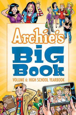 Archie's Big Book Vol. 6 by Archie Superstars