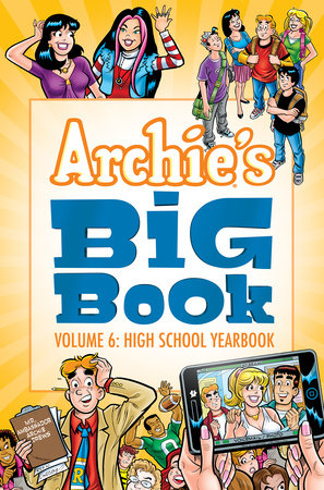 Archie's Big Book Vol. 6