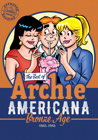 The Best of Archie Americana Vol. 3 by Archie Superstars