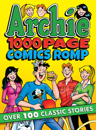 Archie 1000 Page Comics Romp