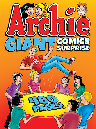 Archie Giant Comics Surprise by Archie Superstars