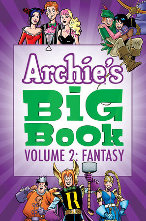 Archie's Big Book Vol. 2 by Archie Superstars