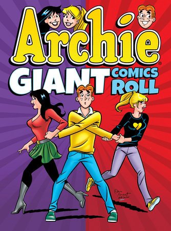 Archie Giant Comics Roll by Archie Superstars