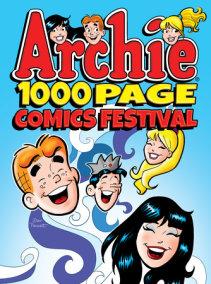 Archie 1000 Page Comics Festival