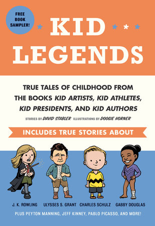 Kid Legends by David Stabler