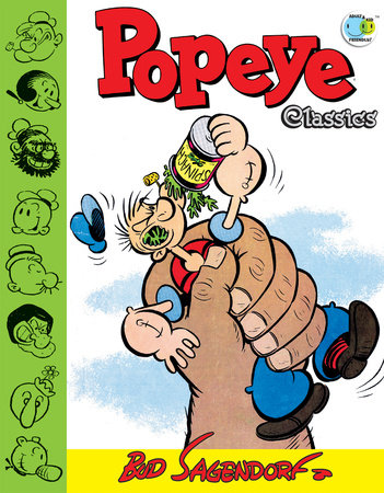 Popeye Classics, Vol. 11: The Giant and More