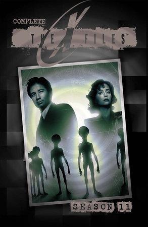 The X-Files: Complete Season 11 by Joe Harris