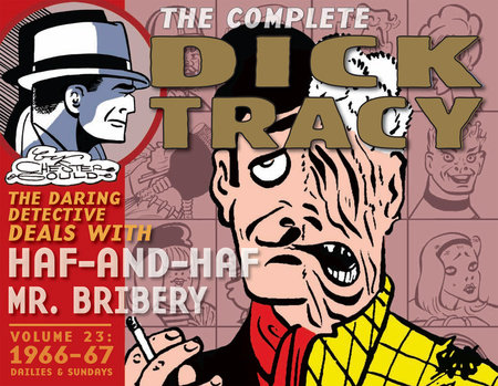 Complete Chester Gould's Dick Tracy Volume 23