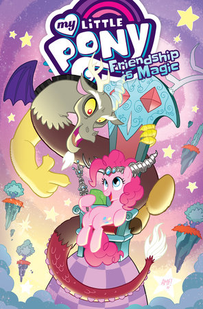 My Little Pony: Friendship is Magic Volume 13 by Christina Rice and Thom Zahler
