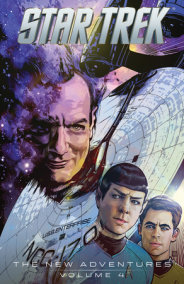 Star Trek: New Adventures Volume 4