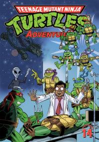 Teenage Mutant Ninja Turtles Adventures Volume 14