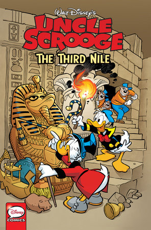 Uncle Scrooge: The Third Nile by Jonathan H. Gray, Francois Corteggiani, Knut Nærum and Tormod Løkling