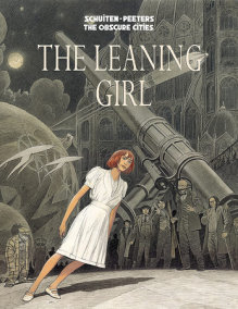 The Leaning Girl