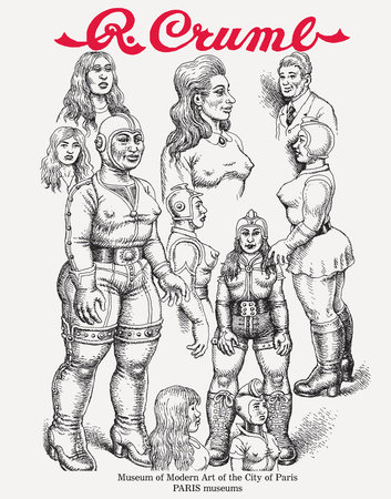 R. CRUMB: From the Underground to GENESIS by R. Crumb