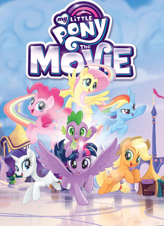 my little pony the movie adaptation by meghan mccarthy rita hsiao