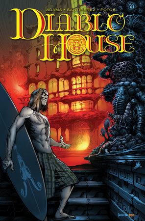 Diablo House by Ted Adams