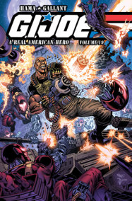 G.I. JOE: A Real American Hero, Vol. 19