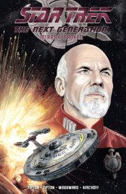 Star Trek: The Next Generation # Mirror Broken