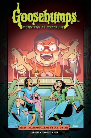 Goosebumps: Monsters At Midnight by Jeremy Lambert
