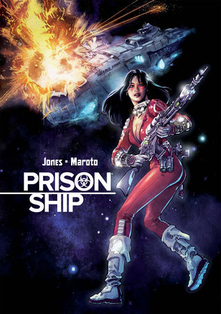 Prison Ship by Esteban Maroto and Bruce Jones
