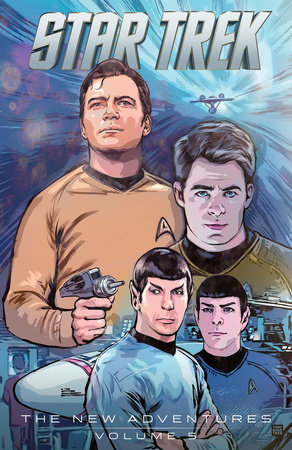 Star Trek: New Adventures Volume 5 by Mike Johnson