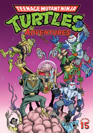 Teenage Mutant Ninja Turtles Adventures Volume 15
