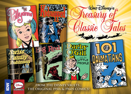 Walt Disney's Treasury of Classic Tales, Vol. 3