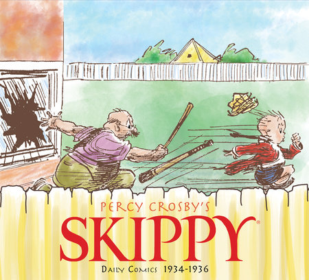 Skippy Volume 4: Complete Dailies 1934-1936 by Percy Crosby