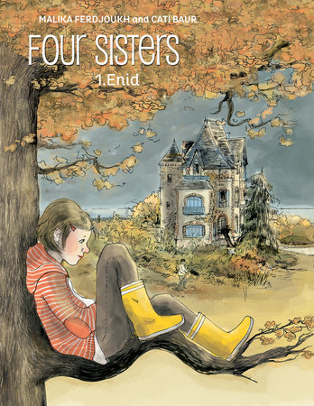 Four Sisters, Vol. 1: Enid by Malika Ferdjoukh