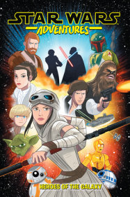 Star Wars Adventures Vol. 1: Heroes of the Galaxy