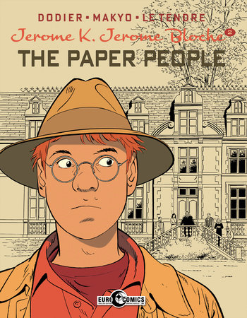 Jerome K. Jerome Bloche Vol. 2: The Paper People