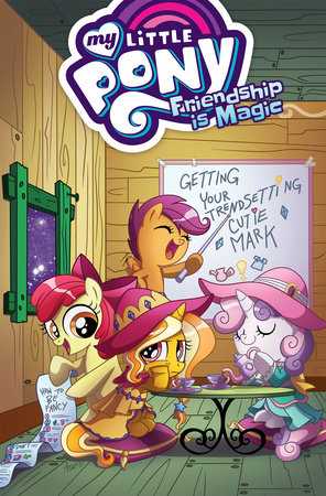 My Little Pony: Friendship is Magic Volume 14 by Christina Rice and Ted Anderson