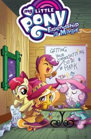 My Little Pony: Friendship is Magic Volume 14