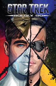 Star Trek: Boldly Go, Vol. 3