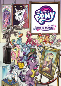 My Little Pony: Art is Magic!, Vol. 2