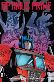 Transformers: Optimus Prime, Vol. 3