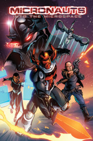 Micronauts: Into The Microspace