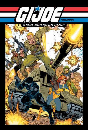 G.I. JOE: A Real American Hero Omnibus, Vol. 1