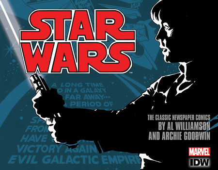 Star Wars: The Classic Newspaper Comics Vol. 3 by Archie Goodwin