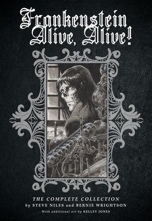 Frankenstein Alive The Complete Collection By Steve Niles