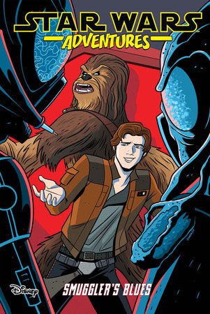 Star Wars Adventures Vol. 4: Smuggler's Blues by Cavan Scott, Elsa Charretier and Pierrick Colinet